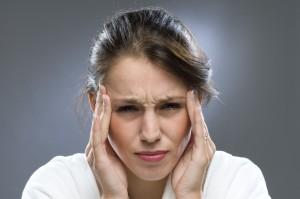 częste bóle głowy